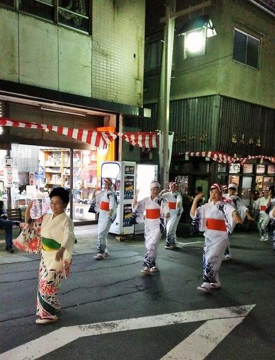 こけし祭りフェスティバルパレード